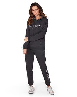 OFF BLACK WOMENS CLOTHING BILLABONG JUMPERS - BB-6507736-OFB