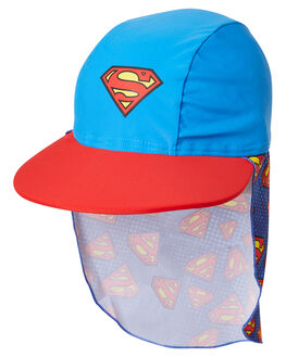 BLUE RED KIDS TODDLER BOYS ZOGGS HEADWEAR - 7615186OSBLUR