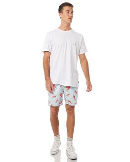 CHILLI PRINT MENS CLOTHING BARNEY COOLS BOARDSHORTS - 613-MC4CHILLI