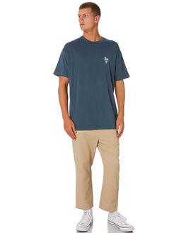 STEELE MENS CLOTHING STUSSY TEES - ST091001STELE