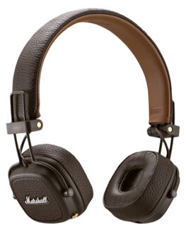 BROWN MENS ACCESSORIES MARSHALL AUDIO + CAMERAS - 154377BRN