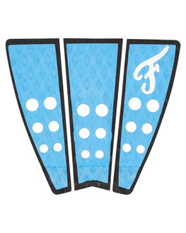 BLUE BLACK SURF HARDWARE FAMOUS TAILPADS - HAT003BLUBK