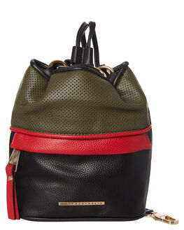 OLIVE GOLD OUTLET WOMENS QUAY EYEWEAR BAGS + BACKPACKS - QA-000395OLVGD