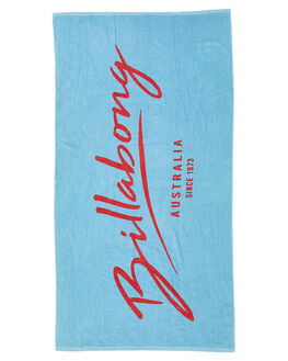 AQUATIC WOMENS ACCESSORIES BILLABONG TOWELS - 6681722AAQUA