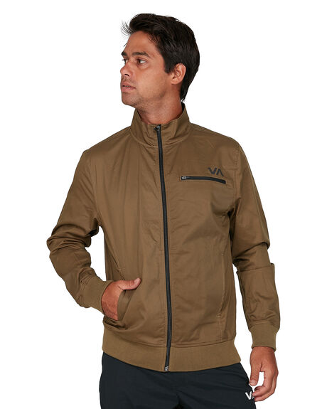 COMBAT MENS CLOTHING RVCA JACKETS - RV-R305435-C34