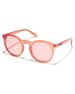 RED RED WOMENS ACCESSORIES QUAY EYEWEAR SUNGLASSES - QW-000334-REDRD