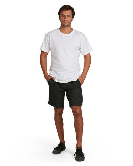 BLACK MENS CLOTHING BILLABONG SHORTS - BB-9507704-BLK