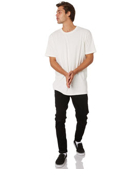 DARKNIGHT BLACK MENS CLOTHING LEE JEANS - L-601541-CP1DKBLK