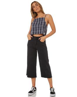 BLACK WOMENS CLOTHING ELEMENT PANTS - 288242BLK