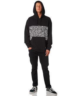 FLINT BLACK MENS CLOTHING ELEMENT JUMPERS - 183322FBLK