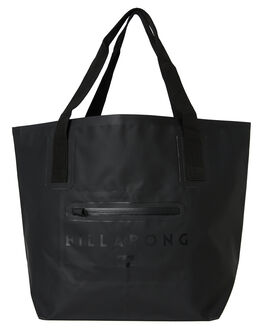 BLACK MENS ACCESSORIES BILLABONG BAGS + BACKPACKS - 9682513MBBLK