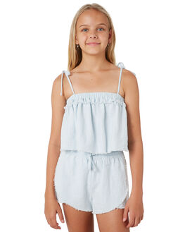 ARCTIC ICE KIDS GIRLS RUSTY TOPS - WSG0002ARC