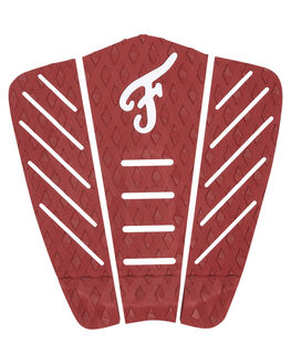 MAROON BOARDSPORTS SURF FAMOUS TAILPADS - LUCK003MAR