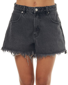 WORN NIGHT WOMENS CLOTHING ROLLAS SHORTS - 124013207