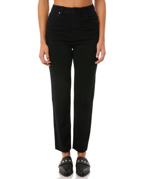 DEAD OF THE NIGHT WOMENS CLOTHING A.BRAND JEANS - 710943587