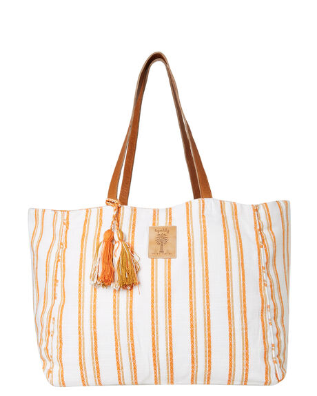 STRIPE WOMENS ACCESSORIES TIGERLILY BAGS + BACKPACKS - T482825STR