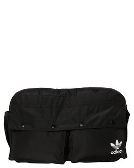 BLACK WOMENS ACCESSORIES ADIDAS BAGS + BACKPACKS - DV0210BLK