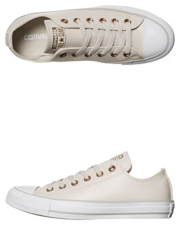PALE PUTTY WOMENS FOOTWEAR CONVERSE SNEAKERS - 559944PUTTY