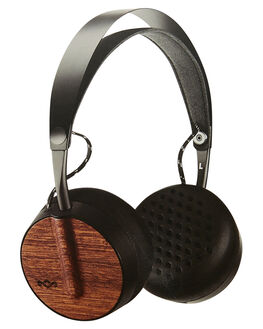 SIGNATURE BLACK MENS ACCESSORIES MARLEY AUDIO + CAMERAS - EM-JH091SBK