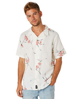 NATURAL MENS CLOTHING THRILLS SHIRTS - TS8-204ANAT