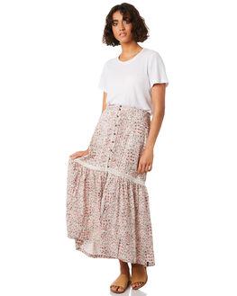 CLOUD PINK WOMENS CLOTHING VOLCOM SKIRTS - B1441876CLD