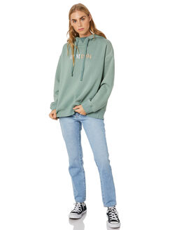 SLATE GREEN WOMENS CLOTHING RPM JUMPERS - 20WW11ASTLTGN