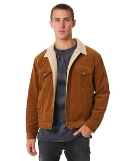 CLAY MENS CLOTHING BANKS JACKETS - WJT0033CLY