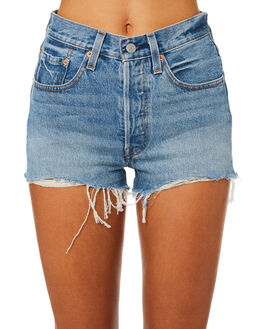 CAUGHT IN THE MIDDLE WOMENS CLOTHING LEVI'S SHORTS - 56327-0003CINTM