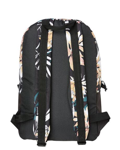 BLACK WOMENS ACCESSORIES RIP CURL BAGS + BACKPACKS - LBPMC10090