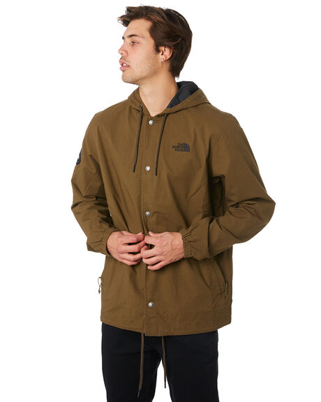 BEECH GREEN MENS CLOTHING THE NORTH FACE JACKETS - NF0A3T1DZBK