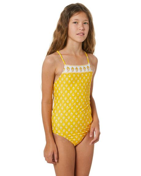 MARIGOLD KIDS GIRLS SEAFOLLY SWIMWEAR - 15554-200MGLD