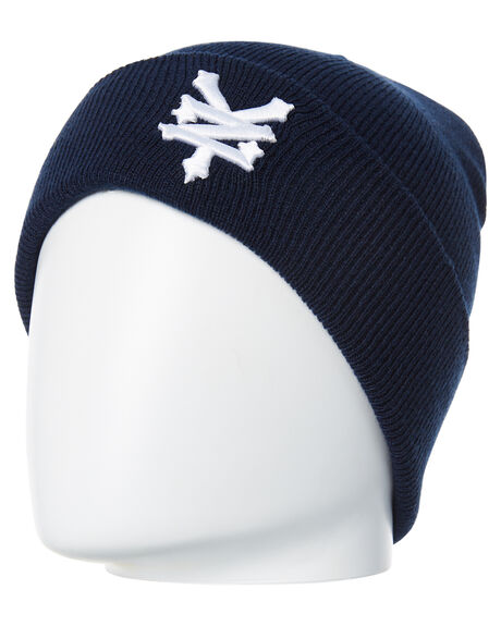 NAVY MENS ACCESSORIES ZOO YORK HEADWEAR - ZY-MCA8189NVY