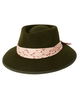 DARK ARMY WOMENS ACCESSORIES RUSTY HEADWEAR - HHL0544DKA