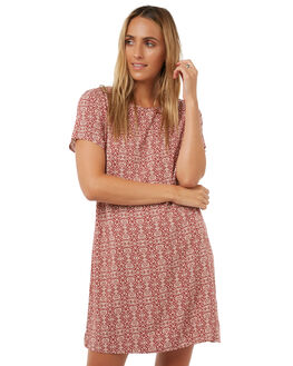 TILE PRINT WOMENS CLOTHING ALL ABOUT EVE DRESSES - 6403103TLEP