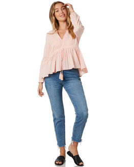 POWDER WOMENS CLOTHING SASS FASHION TOPS - 13595TWSSPOW