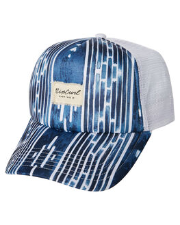 BLUE WOMENS ACCESSORIES RIP CURL HEADWEAR - GCAFD10070
