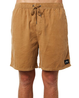 CAMEL MENS CLOTHING RUSTY SHORTS - WKM0920CAM