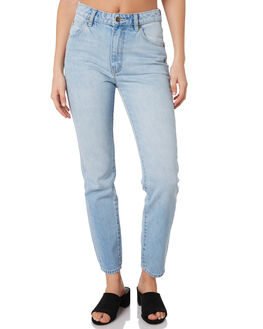 HORIZON BLUE WOMENS CLOTHING ROLLAS JEANS - 12785-3998