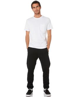 BLACK MENS CLOTHING RPM PANTS - 20AM28ABLK
