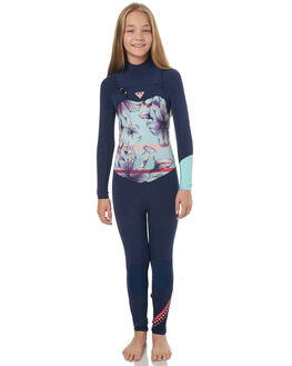 NAVY BOARDSPORTS SURF ROXY GIRLS - ERGW103021BTE0