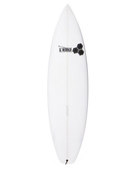 CLEAR BOARDSPORTS SURF CHANNEL ISLANDS SURFBOARDS - CIFREDRUB