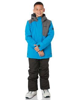 CYAN BOARDSPORTS SNOW BONFIRE KIDS - BKBJSTR-CYNCYN
