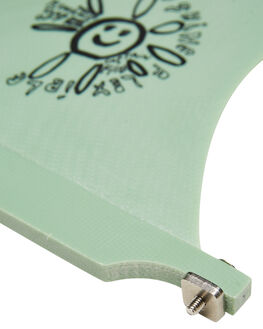 GREEN BOARDSPORTS SURF CAPTAIN FIN CO. FINS - CFF0111510-GRNGRN