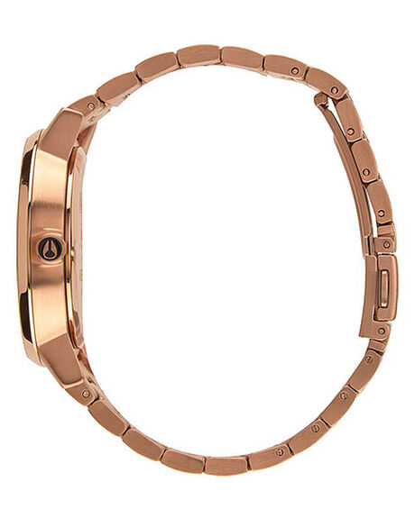 ROSE GOLD WHITE MENS ACCESSORIES NIXON WATCHES - A0991045