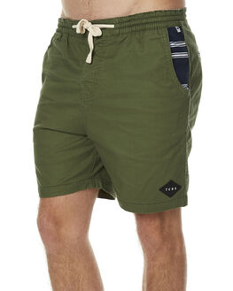 FATIGUE MENS CLOTHING THE CRITICAL SLIDE SOCIETY SHORTS - SWW1601FAT