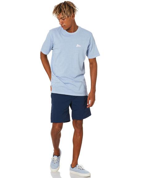 BLUE FOG MENS CLOTHING VANS TEES - VN0A49PSD2IBLUFG