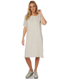 FLAX WOMENS CLOTHING ASSEMBLY DRESSES - AW-S1723FLX