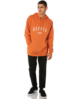 ORANGE MENS CLOTHING HUFFER JUMPERS - MHD91S30.342ORG