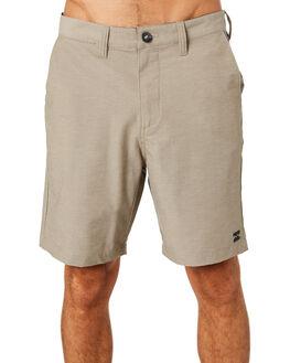 LIGHT KHAKI MENS CLOTHING BILLABONG SHORTS - 9582710LKHA