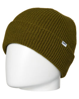 LODEN GREEN MENS ACCESSORIES BANKS HEADWEAR - BE0020LGR